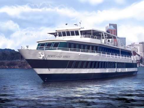 Have fun in Portland onboard this magnificent 150' party yacht