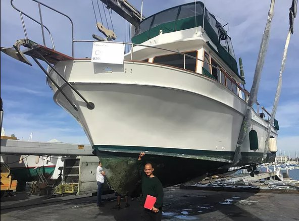 ***Mabuhay Charters***     Cruise on a Private Charter along the coast or to Catalina Island.
