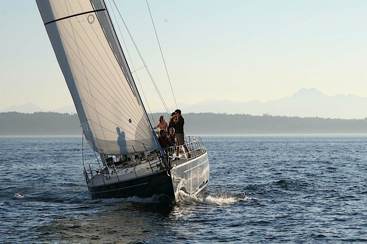 Sail the Puget Sound and beyond on this world class yacht!