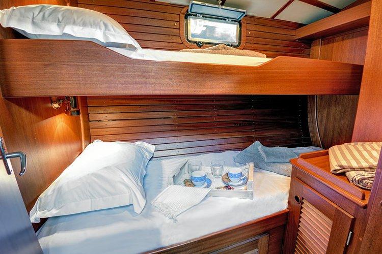 Boat for rent Hallberg-Rassy 49.0 feet in Foinikas Marina, Greece