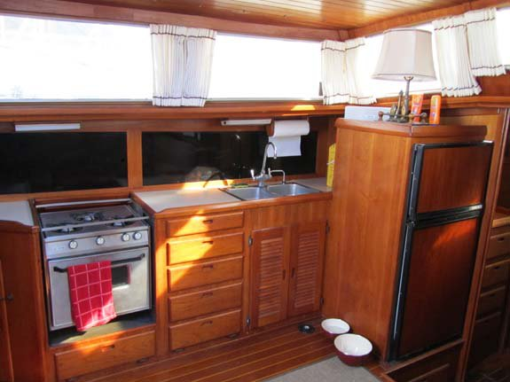 Ketch boat for rent in San Francisco