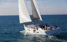 Have fun in Italy onboard 48' Jeanneau Sun Odyssey 479