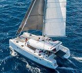 Set sail in Spain onboard Lagoon 39