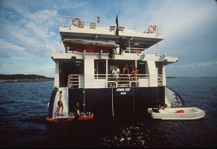 Custom's 102.0 feet in Nassau