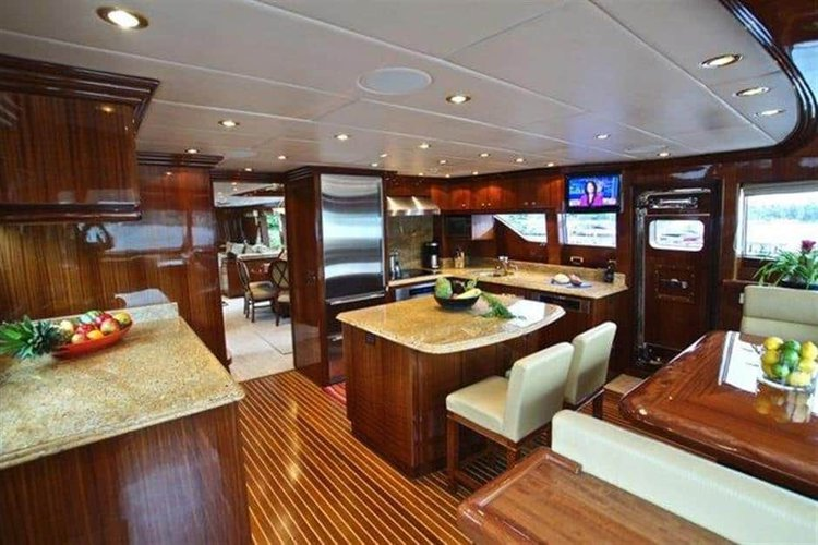 Boating is fun with a Motor yacht in St. Petersburg