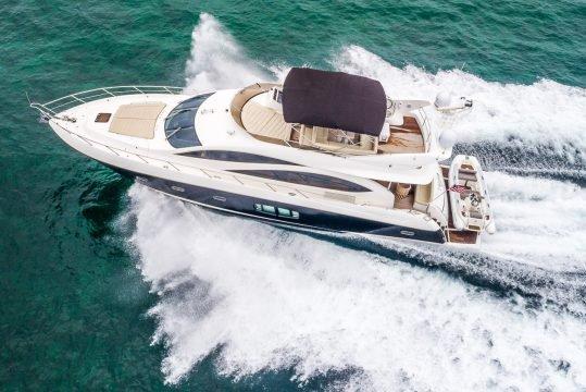 Boat for rent Sunseeker 75.0 feet in miami beach marina, FL