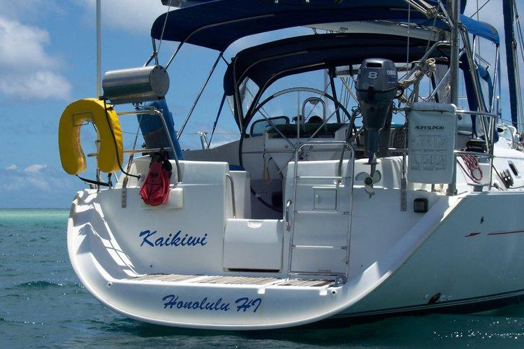Boating is fun with a Beneteau in Honolulu