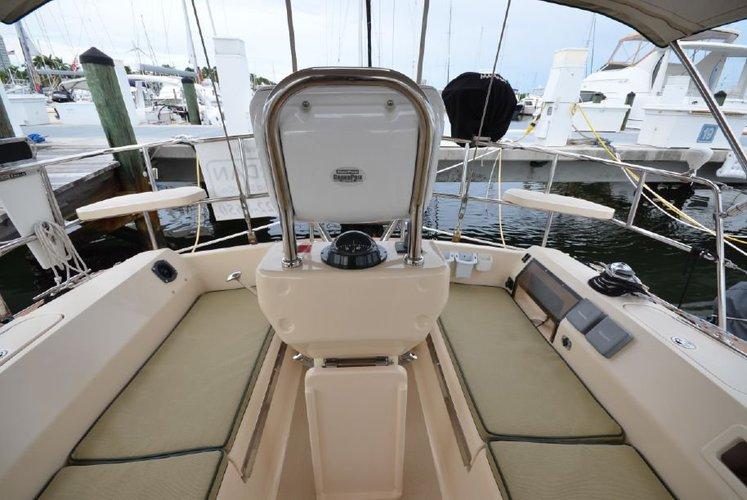 Cruiser boat rental in Dinner Key Marina, FL
