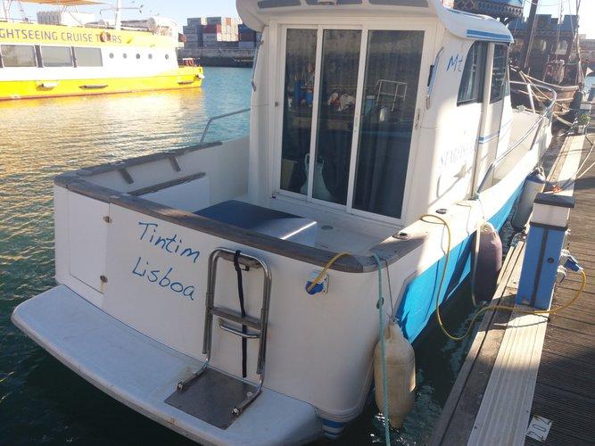 Boat rental in Lisboa,