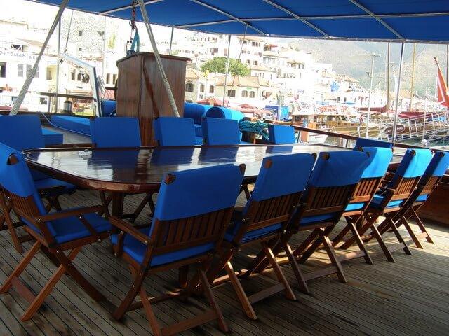 Boat for rent Custom 114.82 feet in Marmaris, Turkey