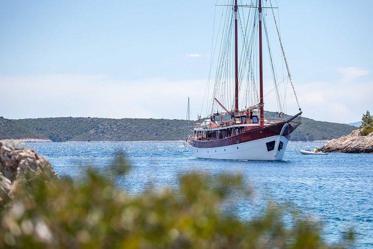Boat for rent Custom 114.82 feet in Split, Croatia