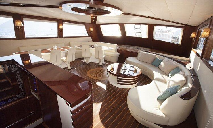 Boat for rent Custom 121.39 feet in Gocek, Turkey