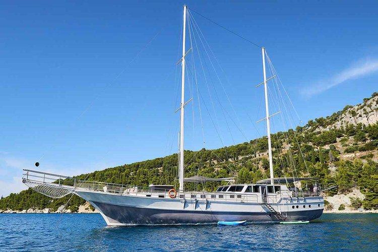 Custom's 88.58 feet in Split