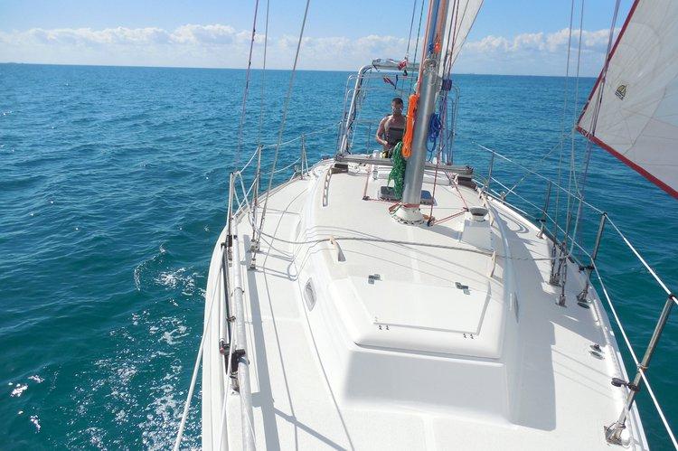4 hr.Cruise on Beautiful Biscayne Bay !