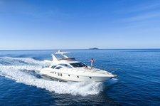 Enjoy cruising in Orašac, Croatia onboard 66' Azimut