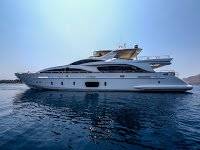 Charter a 32' luxurious motor yacht in Philippines