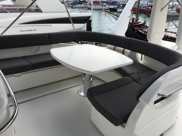 Motor yacht boat rental in Ao Po Grand Marina, Thailand