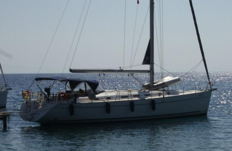 Beneteau boat for rent in Phuket