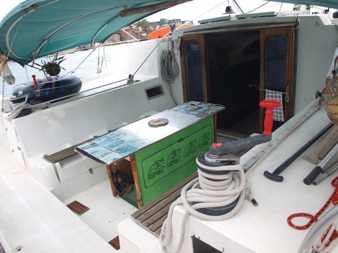 Custom's 47.57 feet in Elba