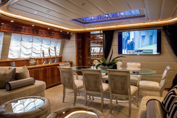Boating is fun with a Motor yacht in Miami Beach