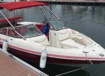 Have fun in Singapore aboard 23' bowrider