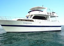 Awesome 57' motor yacht available for charter in Singapore