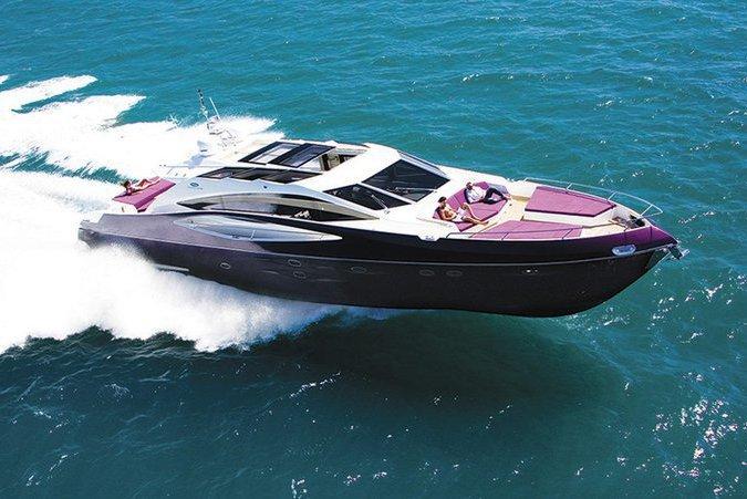 Set your dreams in motion in Hong Kong aboard a Numarine 78 HARDTOP