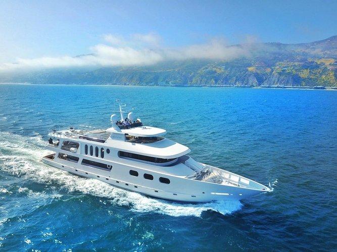 Indulge in Unmatched Luxury aboard 143' Sun Coast