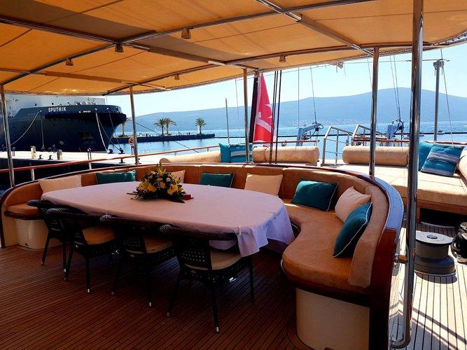 Boat for rent Custom 128.0 feet in Porto Montenegro, Montenegro