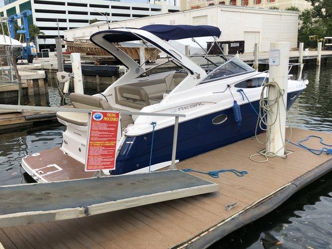 Boat for rent Regal 30.0 feet in Aquamarina Hi-Lift, FL