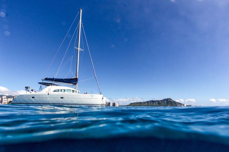 Sailing, Snorkling, Turtle & Adventure in Oahu