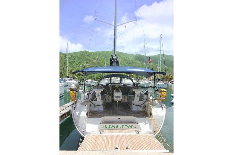 Bavaria boat for rent in Nanny Cay