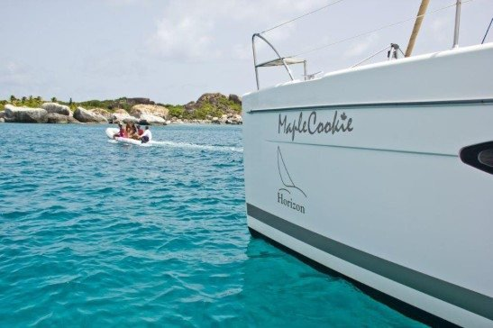 Fountaine-Pajot's 43.0 feet in Nanny Cay