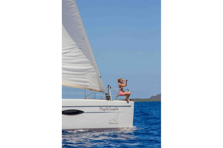 Boat for rent Fountaine-Pajot 43.0 feet in Nanny Cay, British Virgin Islands