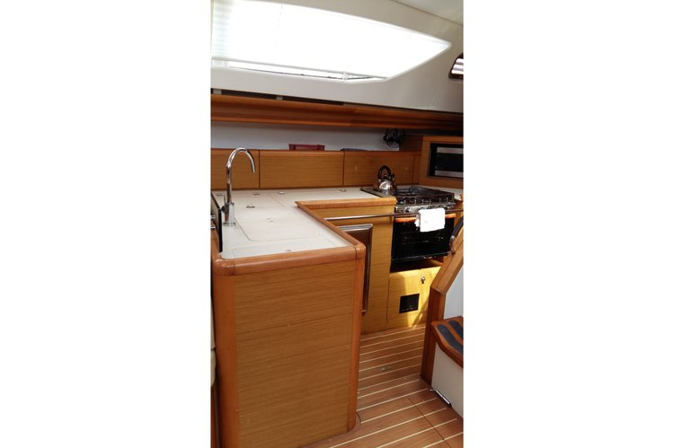 Boat for rent Jeanneau 45.0 feet in St. Vincent, St. Vincent & Grenadines