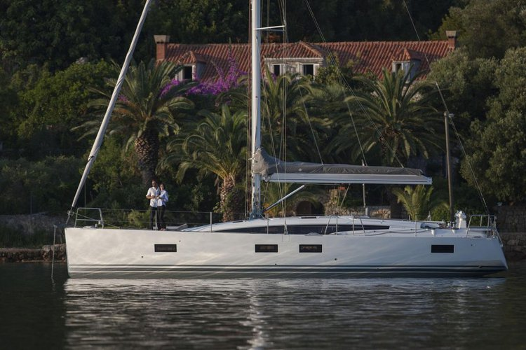 Jeanneau boat for rent in Nanny Cay