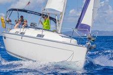 Sail through the British Virgin Islands aboard this incredible Bavaria