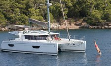 Experience the British Virgin Islands aboard this superb Fonataine-Pajot
