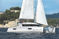 Sail through the British Virgin Islands aboard this beautiful Fountaine-Pajot