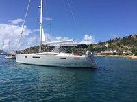 Sail through Grenada aboard this beautiful Jeanneau