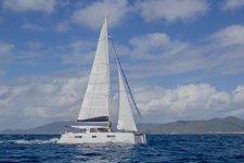 Sail through the British Virgin Islands aboard this luxurious Nautitech