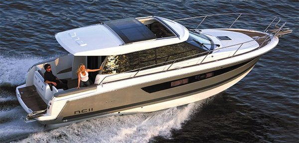 Jeanneau NC 11 - Ideal for cruising with family & friends