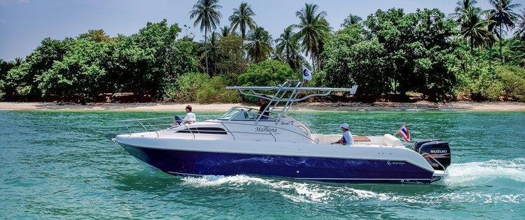 Silvercraft's 34.0 feet in Limassol