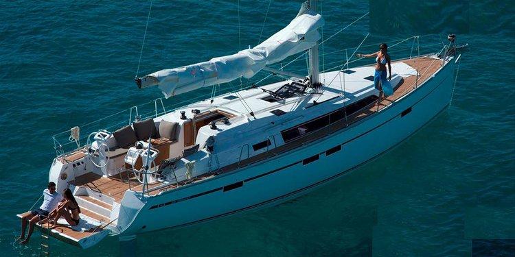 Celebrate the sunshine in Cyprus aboard Bavaria 41