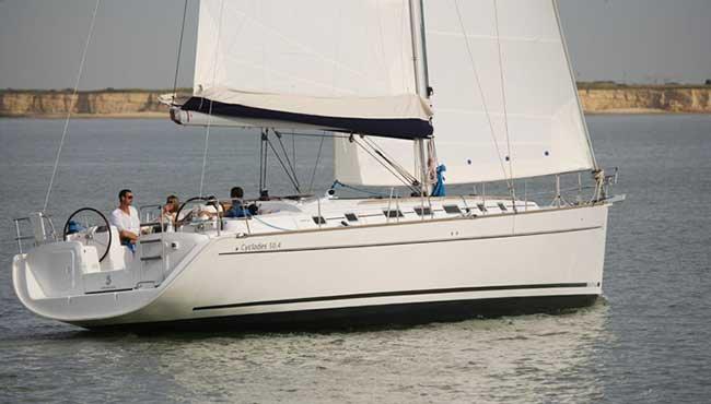 Sail in style aboard Benetau Cyclades 50.5 in Gzira, Malta