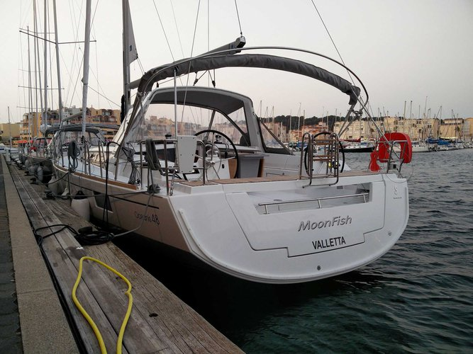 Boating is fun with a Beneteau in Gzira