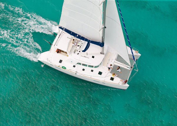Discover new places with us in Malta aboard this fantastic sailing catamaran