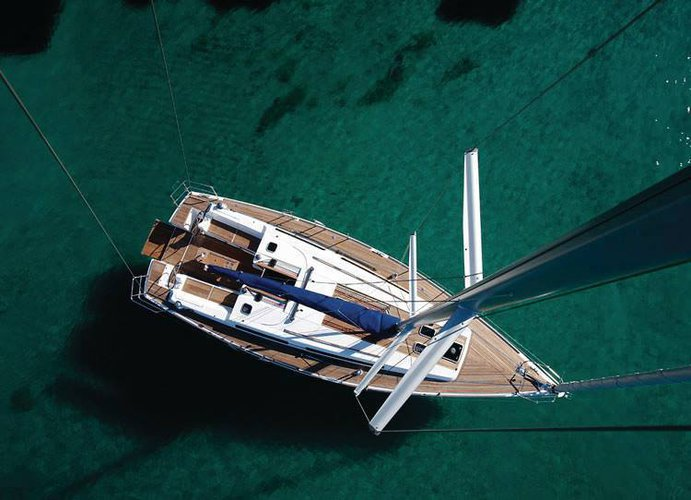 Enjoy the beautiful sights in  Sliema, Malta aboard Dufour 405