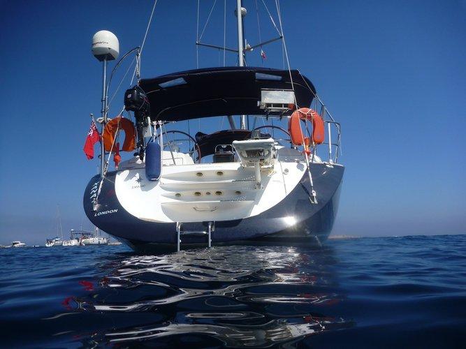 Sloop boat rental in Kalkara, Malta