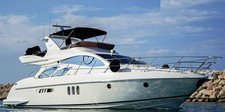 Charter this splendid Azimut 55 in Larnaca, Cyprus